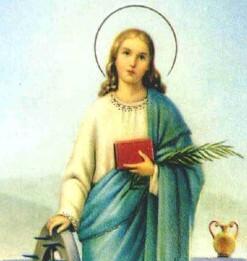 Święta Katarzyna Aleksandryjska, męczennica