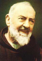 Święty ojciec Pio - Stygmatyk
