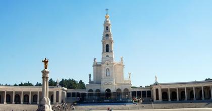 Portugalia Matka Boża Fatimska
