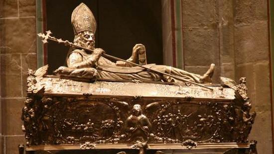 Relikwie Świętego Wojciecha w Gnieznie