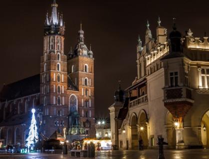 Koscioł Mariacki Kraków