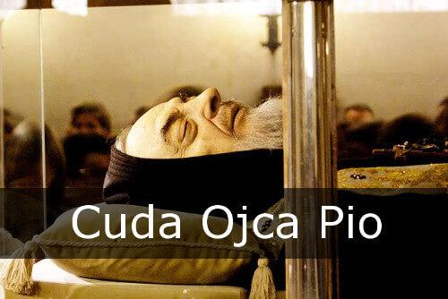 Cuda trwajace po dzis dzien, Ojciec Pio