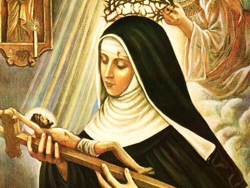 Świięta Rita, patronka spraw beznadziejnych