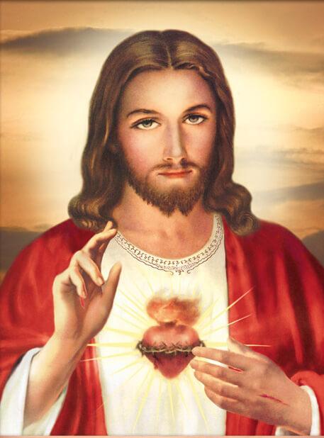 Litania do serca Pana Jezusa