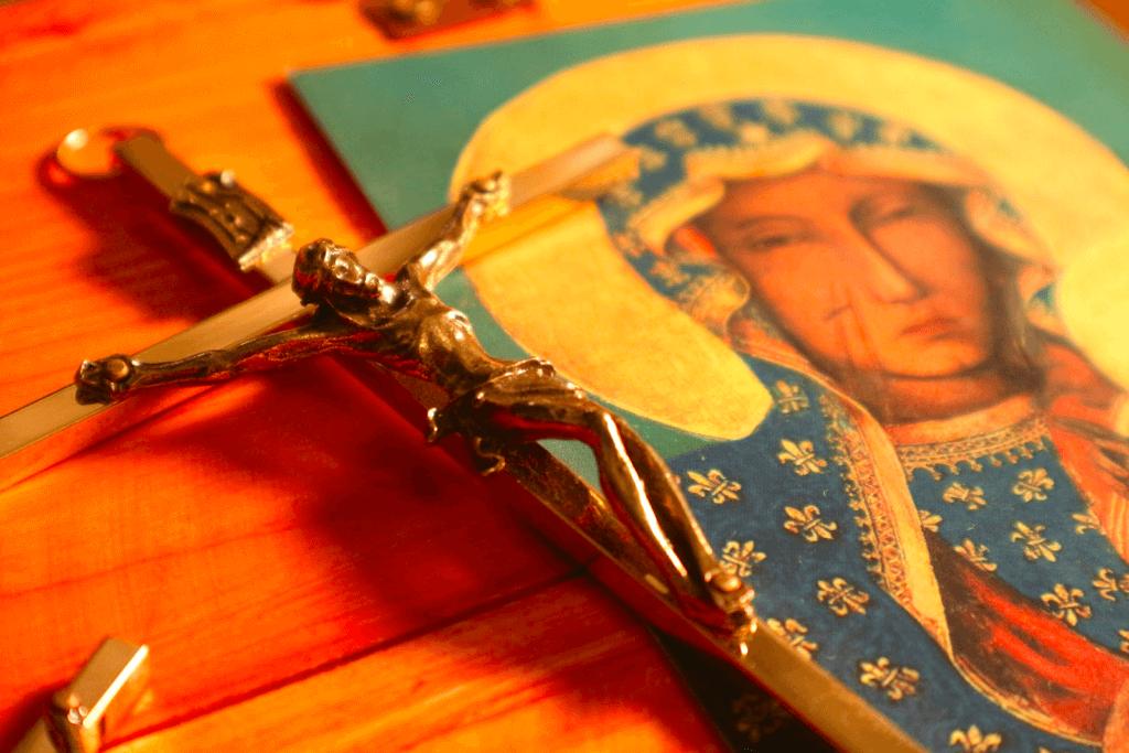 Obraz Matka Boska Czestochowska