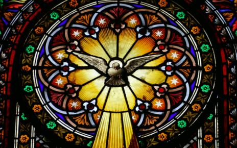 Duch Swiety obraz